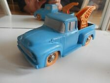 Tomte Laerdal Stavanger Norway Ford F-100 Towtruck in Blue