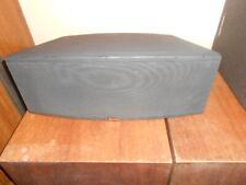 Boston Acoustics MICRO 90C Center Channel Speaker 2-Way~DARK GREY~Shielded~8 ohm