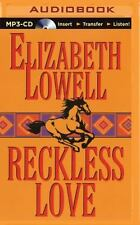Reckless Love by Elizabeth Lowell (2015, MP3 CD, Unabridged)