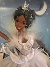 Rare African American Barbie Swan Lake 1997 #18509 Collector Edition Nib