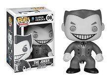 BATMAN Black & White Joker Pop! Figura in vinile-NUOVO in Magazzino