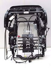 2004-2008 AUDI A8L W12 OEM RIGHT REAR PASSENGER SIDE UPPER SEAT FRAME W/ MOTORS