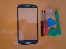 VETRO display + Tools PER SAMSUNG Galaxy SIII S3 i9300 Nero