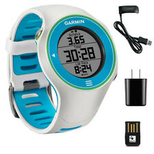 Garmin Forerunner 610 WHITE GPS Sport Trainer Fitness Watch with USB ANT stick