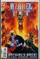 DC Comics AZRAEL Agent Of The Bat #57 Batgirl No Man's Land NM 9.4