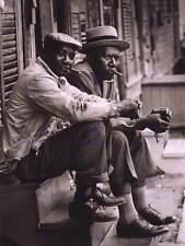 PHOTO PORTRAIT AFRICAN AMERICAN GENTLEMEN CHARLESTON NEW ART PRINT POSTER CC5349