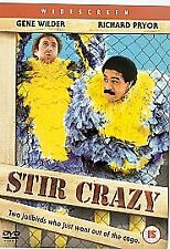 Stir Crazy [DVD] (1980), FREE POST