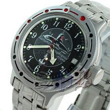 Vostok Amphibian scuba diving Russian watches  Mechanical: Automatic #420831