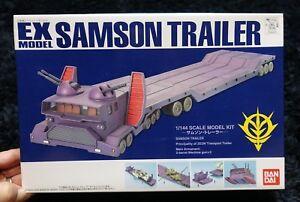 GUNDAM SAMSON TRAILER 1/144 BANDAI MODEL KIT