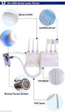 Dental SPA Water Jet Flosser Teeth Flossing Toothbrush Clean Oral Irrigator Gum