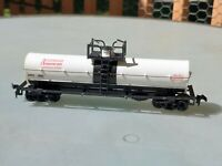 AHM American Chemicals & Plastics Single Dome Tank Car - HO Scale - MIB