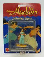"Disney's Aladdin ""Princess Jasmine"" Collectible Figure 5311 Mattel New Old Stock"