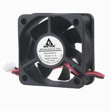 50mm DC 24V 2Pin Brushless PC Computer Case Cooler Fan 50x50x20mm Sleeve Brg