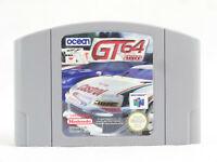 GT 64 N64 Nintendo 64 Cartridge Only PAL