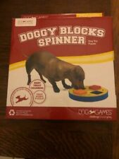 DOGGY BLOCK SPINNER INTERACTIVE TOY