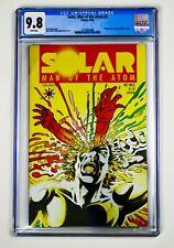 Solar Man Of The Atom #2, CGC 9.8, Valiant Comics