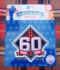 Official MLB 1958 - 2018 San Francisco Giants 60th Anniversary Collectible Patch