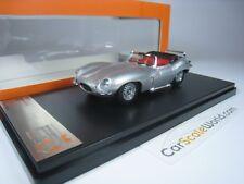 Jaguar XK SS 1957 1/43 Premium x (silver)