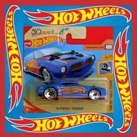 Hot Wheels 2018   ´70 PONTIAC FIREBIRD   #HW 50 RACE TEAM#  288/365 NEU&OVP