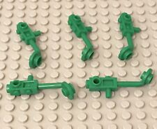 LEGO X5 New Green Metal Detector / Mini Figures Utensil Lot (part #4479)