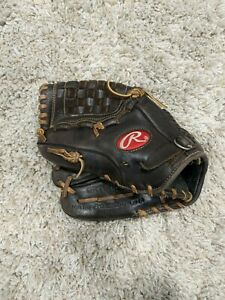 "Rawlings Gold Glove Gamer Baseball Glove GRTD1153, Left Hand Throw,11.5"""