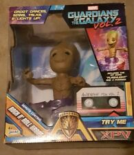 XpV Guardians Rock N' Roll Groot Remote Control NEW SEALED