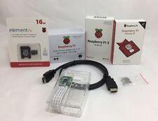 Raspberry Pi 3 Kit Videosorveglianza con camera board 8mp inclusa