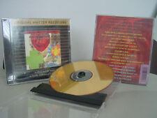 RED HOT & BLUE  MFSL TRIBUTE TO COLE PORTER 24 KARAT GOLD CD U2 Lennox Byrne