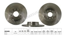 Disc Brake Rotor-Standard Brake Rotor Rear Best Brake GP34399