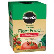 Miracle Gro Plant Food Tomato Plants Garden Houseplant Grow Flowers Fertilizer