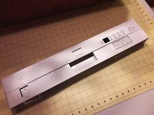 Used Siemens White Sl34A002Uc/02 Hydrosensor Dishwasher Console 5600049009