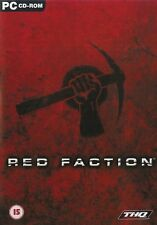 Red Faction for PC from THQ
