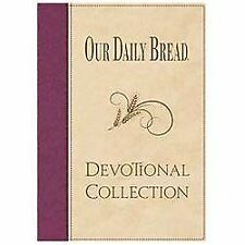 Our Daily Bread Devotional Collection Ministries Leather Free S/H