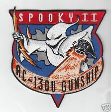 Air Force AC-130U Spooky II Gunship Patch Iraq Afghanistan AFSOC Special Ops
