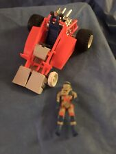 Vintage M.A.S.K. Kenner Firefly With Julio Lopez