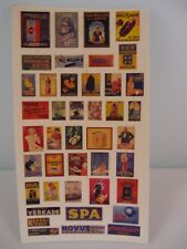 Reality In Scale 1/35 (54mm) Enamel Advertising Signs - The Netherlands