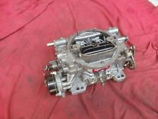 Edelbrock 1406 Performer series 600 CFM electric choke 4 barrel carburetor