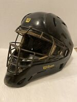 Wilson Baseball Softball Catcher's Helmet Model A3183 Size 7-7 5/8