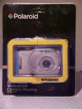 Polaroid SCUBA Dive-Rated Waterproof Camera Housing PLWPCK18 NEW