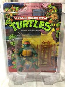 Original 1988 Teenage Mutant Ninja Turtles Michaelangelo Sealed Playmates