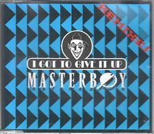 Masterboy CD-Single I got to Give It Up (Remixes)