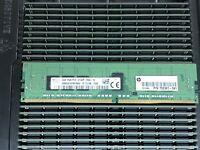 HP 4GB 1Rx8 PC4-2133P DDR4 Server Memory Module Single Rank ECC Registered RAM