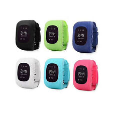 Children Kids GPS Phone smart watch baby Swim IP67 Waterproof SOS Call Location