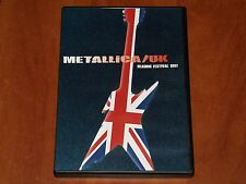 METALLICA DVD LIVE AT READING FESTIVAL UK 1997 TOUR CONCERT PERFORMANCE New