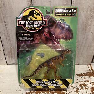 Sealed New - Jurassic Park The Lost World - Tyrannosaurus Rex Junior T-Rex