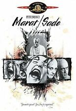 Marat Sade (DVD, 2001) Disk almost perfect.