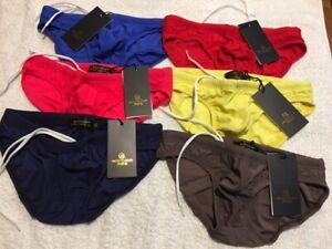 Speedo Solar style cheap men's swimwear briefs, various colours & sizes