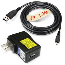 Home Ac adapter for SanDisk Sansa Clip / Sanyo GPS EasyStreet / Sony Ericsson Xp