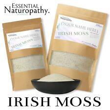 SEA MOSS / IRISH MOSS POWDER (Chondrus crispus) Wildcrafted - PREMIUM VERY FINE