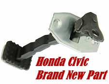 2012-2015 HONDA Civic Door Check Strap Stopper Stay Stop 12 13 14 15 Checker Jam